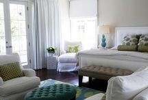 Bedroom redo / by Laura Faison