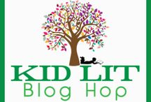 Kid Lit Blog Hop - Announcements / by Renee @ MDBR