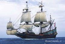 Batavia loď