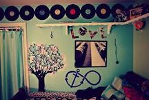 kid room ideas / by Andrea Himmelein-Jamrog