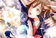Shall we date Wizardess Heart CG
