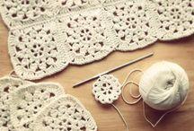 toalhas de croche
