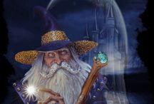Hadas y Duendes / Hadas, duendes, dragones, sirenas, Fantasía