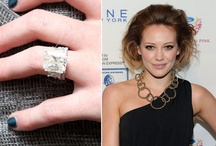 Celebrity Engagement Rings / by Barmakian Jewelers
