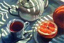 couleur thé