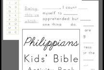 Homeschool Bible & Sunday School