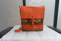 Leather Bags / Authentic leather Collection.  These items are found in South America. A small country called Ecuador.
