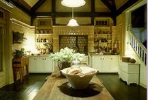 kitchens / by Deleva George