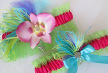 """Build / Create Your Own Wedding Garters & Accessories Here! / Build Your Own Wedding Garter or Accessories here! Visit the """"Build Your Own"""" Section at my Etsy shops today!"""