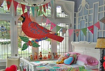 KIDS ROOMS AND OTHER COOL STUFF / by Heather Iggulden✿