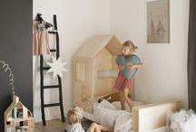 Camas y Literas para niños / Camas infantiles. Camas para niños. Ideas para decorar el dormitorio infantil. Decoración infantil original y de calidad. Literas para niños de diseño. Camas nido de madera
