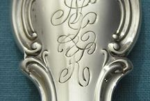 Monograms and Hand Engraving