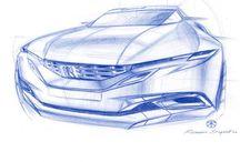Concept Art - Cars