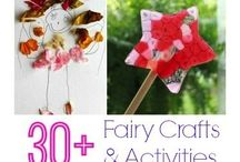 Fairy crafts and gardens