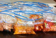 40 crockpot freezer meals