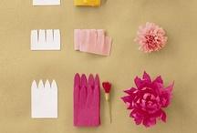 Flower Craft / by MJ Gabet