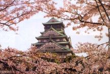 JAPAN CASTLES and IMPERIAL PALACE