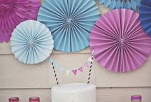 Gender reveal party for baby / by Lisa Jackson Islam