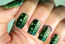Nails - Half and Half