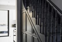 Staircase & hallway