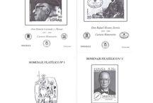 Homenajes Filatélicos