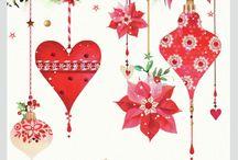 Kartki świąteczne-Boże Narodzenie