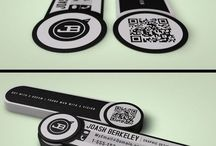 Business pins