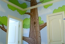Kid's room ceiling