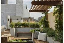 Deck/outdoor room