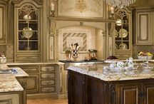 Elegant Luxury Kitchens / by Madam Ambassador ♛