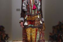 Ethnic inspired fashion