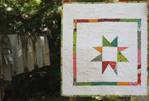 Quilts / I love quilts!   I m fascinated by the outcome of my color choices every time I create a new one :)