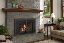 Beautiful Fireplaces / Find the perfect fireplace style for your home with our selection!