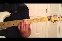 Technique guitare