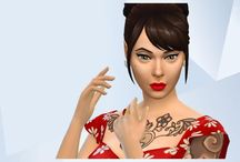 My Sims 4 Creations