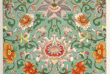 китайский орнамент