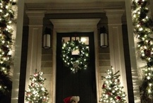 Holiday house decor ideas / by Sierra Wheeler