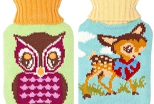 Hot Water Bottle Covers / Some lovely hot water bottle covers. / by The Zany Knits