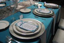 Table Settings / by Rachel Marcello