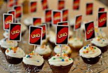 UNO Themed Party