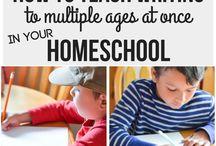 ED homeschooling