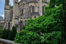 cathédrales +eglises