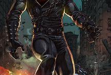 Ghost Rider Burns