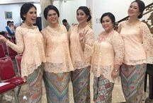 Kondangan Outfit/Bridesmaid Inpiration
