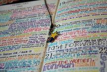 DIY & Good Ideas / DIY, Art,  Art Journaling / by Alicia Weber