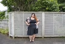 Curvy Girl Travel Inspiration / Plus Size Travel Tips and Inspiration