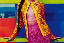 Multi Madness / Multi-Colored Fashion
