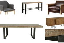 Furniture combination ideas