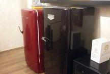 geladeiras vintages