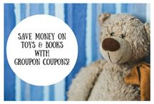 Money Saving Tips / Money saving tips on books and other items.